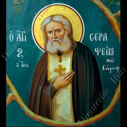 40 Σταχυολογήματα από τη διδασκαλία του Αγ.Σεραφείμ του Σαρώφ