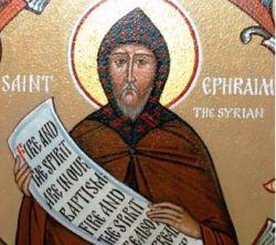 Η προσευχή του Οσίου Εφραίμ του Σύρου