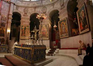 Ζωντανή μετάδοση: Ακολουθία των Παθών από τα Ιεροσόλυμα