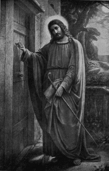 Αποτέλεσμα εικόνας για ο Χριστός κρούει τήν θύρα μας