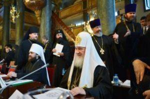 Στήριξη του Πατριαρχείου Μόσχας στη Σερβική Εκκλησία για το Μαυροβούνιο