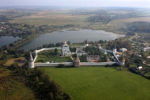 Свято-Успенский Иосифо-Волоколамский  монастырь