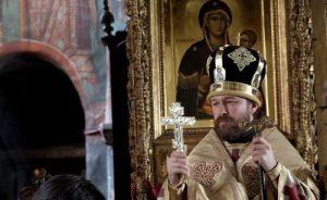 Митрополит Волоколамский Иларион: Происходит геноцид христиан при молчаливом согласии западных держав