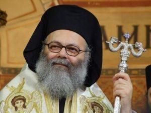 На Святой Афон  прибывает сегодня Патриарх Антиохийский Иоанн X