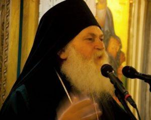 Ομιλίες του Γέροντα Εφραίμ Βατοπαιδινού σε Αθήνα και Πειραιά
