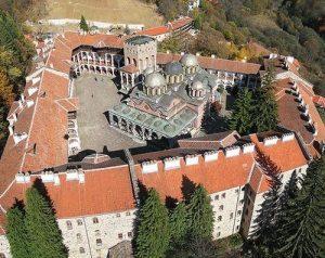 Рильский монастырь (ФОТО)