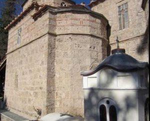 Монастырь Богородицы Агафонос (Фото)