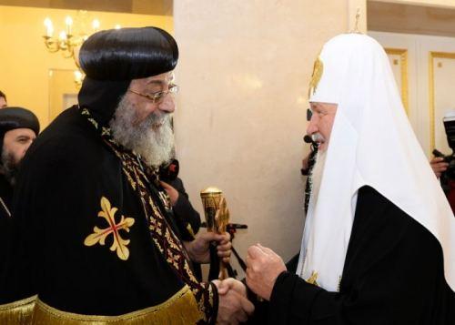 Πατρ. Μόσχας: Αυτό που ονομάστηκε η «Αραβική άνοιξη», έχει γίνει μια ζωντανή κόλαση για τον χριστιανικό πληθυσμό