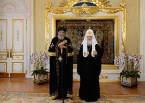 Святейший Патриарх Кирилл: То, что было названо «арабской весной», стало адом для христианского населения…