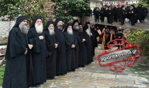 Патриарх Антиохийский Иоанн X на Святой Горе Афон (ФОТОРЕПОРТАЖ)