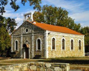 Η Ιερά Μονή Βατοπαιδίου δωρίζει καμπάνα σε εκκλησία της Αρναίας (ΦΩΤΟ)