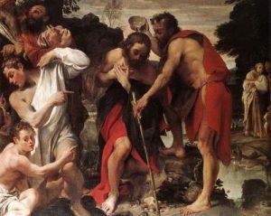 Η Βάπτιση του Χριστού μέσα από τη ζωγραφική τέχνη (ΦΩΤΟ)