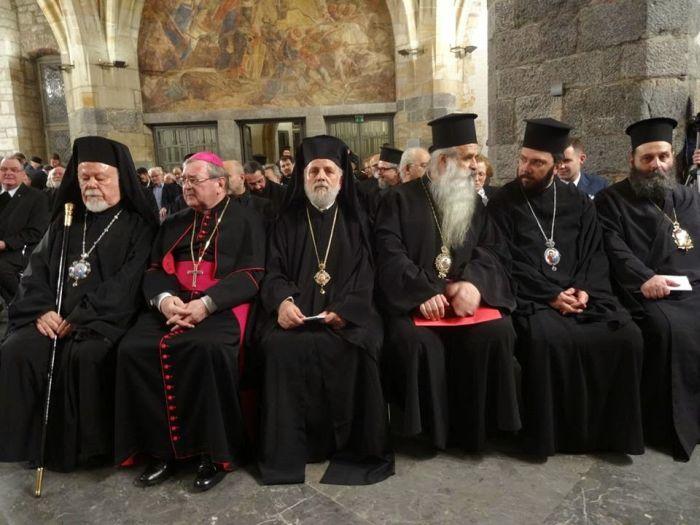 50 χρόνια διακονίας του Επισκόπου Λεύκης Ευμενίου (ΦΩΤΟ) - ΒΗΜΑ ...