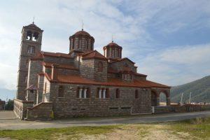 Ιερά Μονή Αγίου Παντελεήμονος Παγγαίου (ΦΩΤΟ)