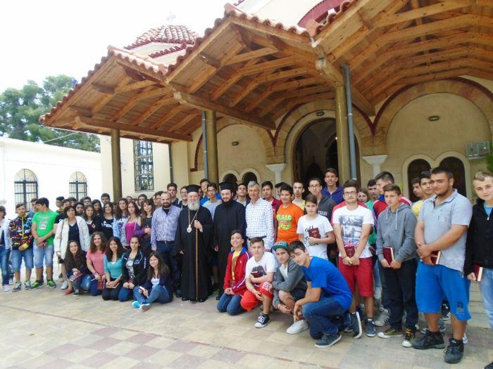 Th. Leitourgia 5ou Gymnasiou Xalkidos 12.5.2015 006.jpg