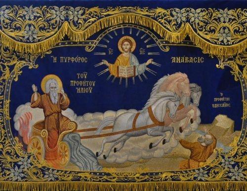 Ο Αγιος Προφήτης Ηλίας ο Θεσβίτης - ΒΗΜΑ ΟΡΘΟΔΟΞΙΑΣ