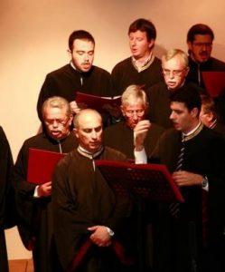 Βυζαντινοί ύμνοι στο Άξιον Εστί στην Αυστραλία