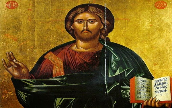 Image result for Ο Κύριος παρουσιάστηκε σε 3 φίλους με μορφή μοναχού κι εξαφανίστηκε