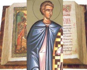 15 Απριλίου- Γιορτή σήμερα: Του Αγίου Μάρτυρος Κρήσκη
