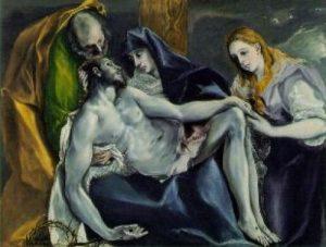 Η θρηνολογούσα Παναγία σύμβολο κάθε χαροκαμένης μάνας