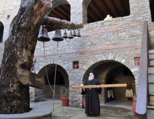 Ιερά Μονή της Αγίας Μαρίνας στην Ανδρο (ΦΩΤΟ)