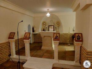 Ιερό Παρεκκλήσιο Αγίας Παρασκευής και Αγίου Φανουρίου (ΦΩΤΟ)