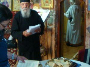 Ο ερημίτης του Όρος Σινά πατέρας Μωυσής (ΒΙΝΤΕΟ)
