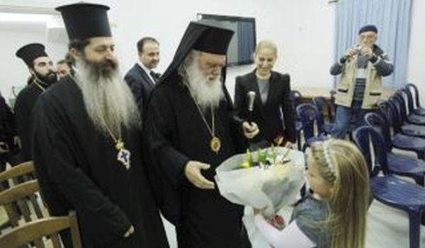 Αρχιεπίσκοπος Ιερώνυμος: «Σχέδιο αποχριστιανοποίησης της Ευρώπης» (ΦΩΤΟ)