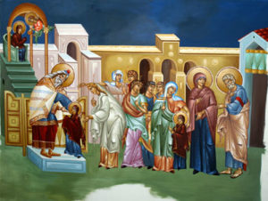 Η Ορθοδοξία εορτάζει τα Εισόδια της Θεοτόκου -21 Νοεμβρίου