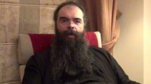 π. Ανδρέας Κονάνος: Τα μελαγχολικά σου μάτια