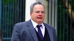 Παραιτήθηκε ο Ν.Κοτζιάς – Ο Αλ.Τσίπρας νέος ΥΠΕΞ