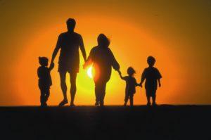 Κρίκοι αγάπης στην οικογένεια