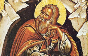 Προφήτης Ηλίας: Ο Βλάσφημος στρατιώτης