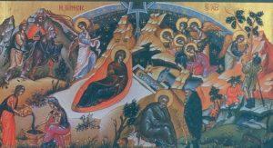 Χριστούγεννα: Χριστός γεννάται δοξάσατε