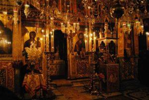 Το Αγιον Ορος εορτάζει τον Αγιον Δημήτριο – Αγρυπνία σε δυο Σκήτες