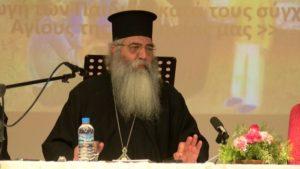 Μόρφου Νεόφυτος: Η εν Χριστώ απλότητα του Οσίου Ιακώβου του «με συγχωρείτε»