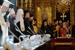 Πανορθόδοξη Σύνοδο για το ουκρανικό ζητούν τέσσερις Μητροπολίτες- Κοινή επιστολή – παρέμβαση