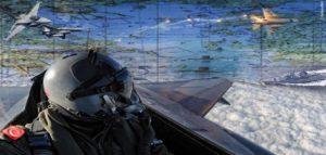 Τουρκική υπέρπτηση σε ύψος 100 ποδών πάνω από τη νήσο Παναγιά