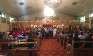 Το Χριστουγεννιάτικο μήνυμα της Χριστιανικής Νεολαίας Σύδνεϋ στην Αδελαΐδα (ΦΩΤΟ)