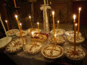 Αύριο το Ψυχοσάββατο των Αγίων Θεοδώρων – Πως γίνονται τα κόλυβα