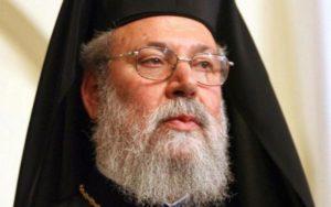 Κύπρου Χρυσόστομος: «Καταστροφική μια νέα αποτυχία»
