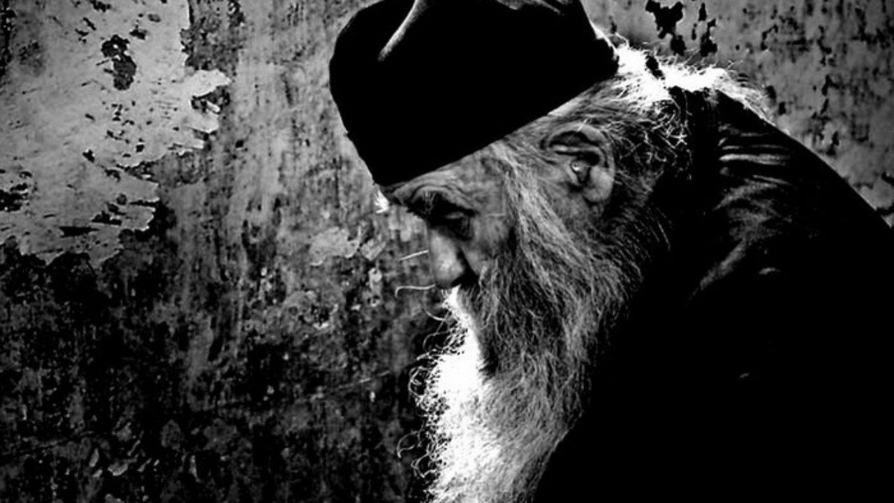 Προσευχή ηλικιωμένου του Γέροντα Ευσέβιου Βίττη
