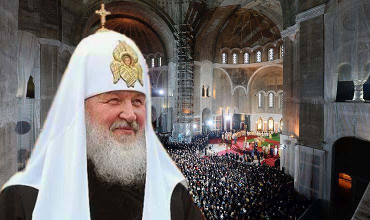 Έκκληση προς Πάπα, Μέρκελ και άλλους ηγέτες για το Ουκρανικό από τον Πατριάρχη Κύριλλο