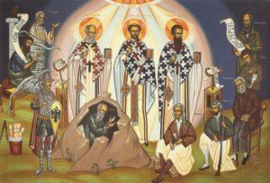 Τριών Ιεραρχών 30 Γενάρη : Εθιμα από τον ποντιακό ελληνισμό