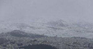Χειμώνας βαρύς – Σαρακοστή στον Άθω