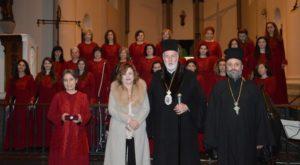 Μεγάλη συναυλία βυζαντινής μουσικής στις Βρυξέλλες (ΦΩΤΟ+ΒΙΝΤΕΟ)