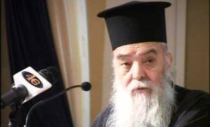 Γόρτυνος Ιερεμίας προς Ιερείς: «Να τελείται Λειτουργίες ακόμη και χωρίς ψάλτη»