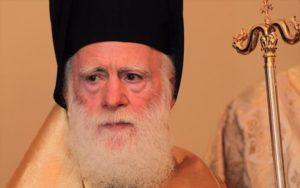 ΚΡΗΤΗ : Τιμάται ο Αρχιεπίσκοπος Ειρηναίος