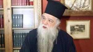 Μητροπολίτης Αμβρόσιος: «Ενα επαναλαμβανόμενο θαύμα του Τίμιου Σταυρού» (ΦΩΤΟ)