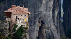 Μετέωρα: Πληροφορίες και τηλέφωνα για τα μοναστήρια